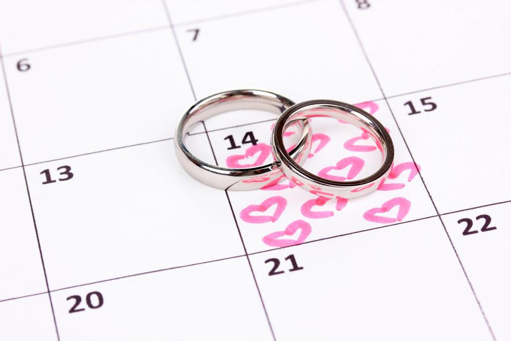 Avete già scelto la data del vostro matrimonio?
