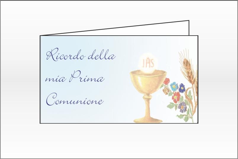 Biglietti Comunione Bomboniere – Cod. BFF0012