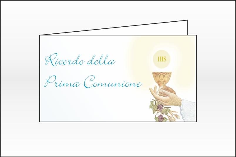 Biglietti per Bomboniere Comunione – Cod. BFF0015