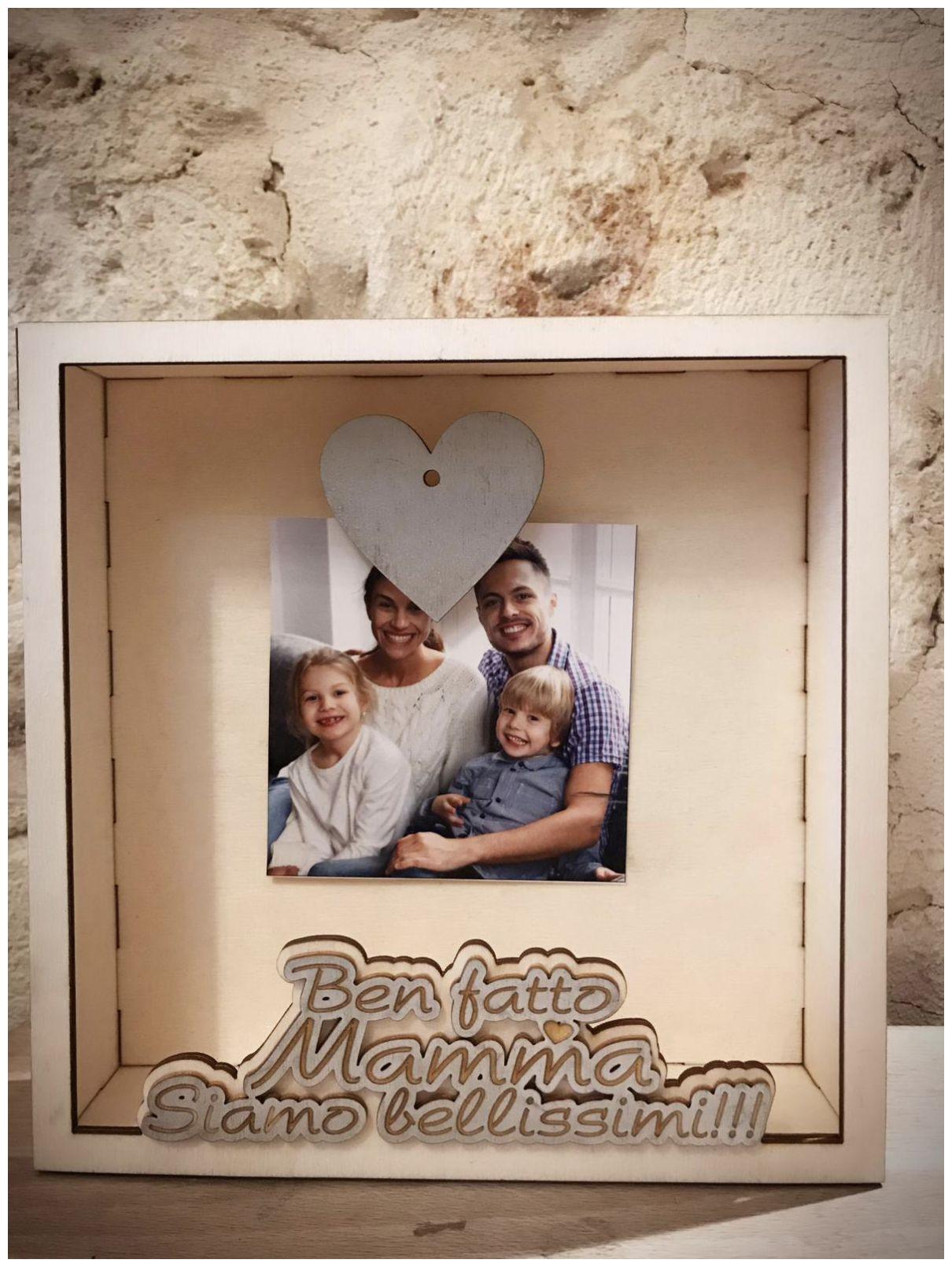 Porta foto per la Mamma 6