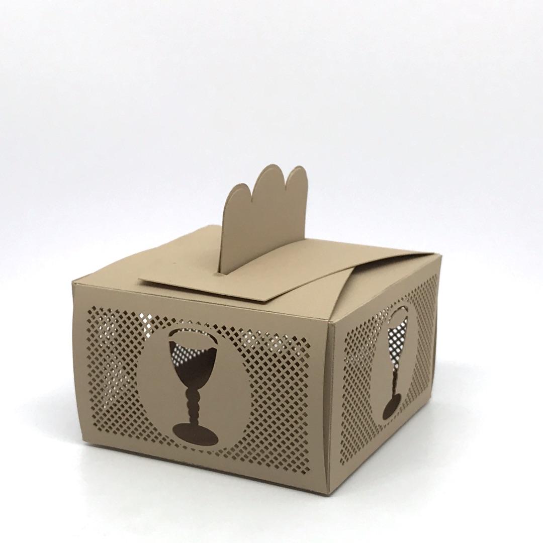 scatolina porta confetti comunione