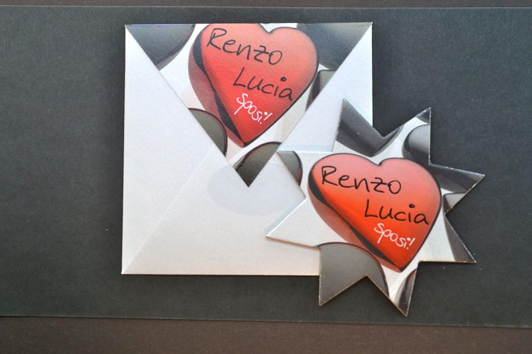 Calamite Matrimonio Personalizzate con Magnete Adesivo