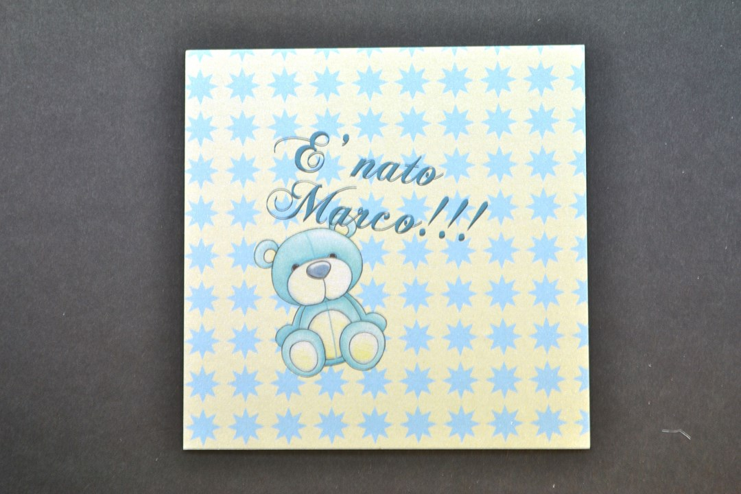 Magneti Nascita Personalizzati per Bomboniere